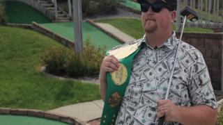 Meet Kash Money Karl, Wisconsin's professional mini golfer