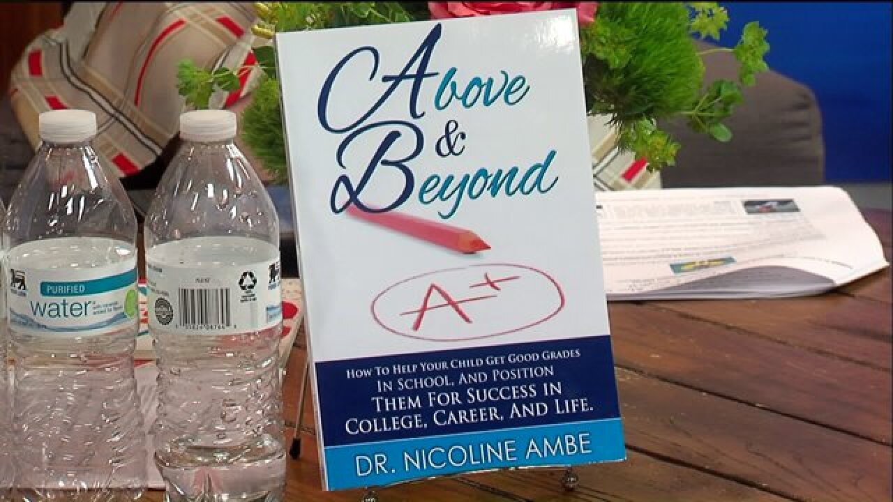 'Above & Beyond' is a guide for parents to help their children findsuccess