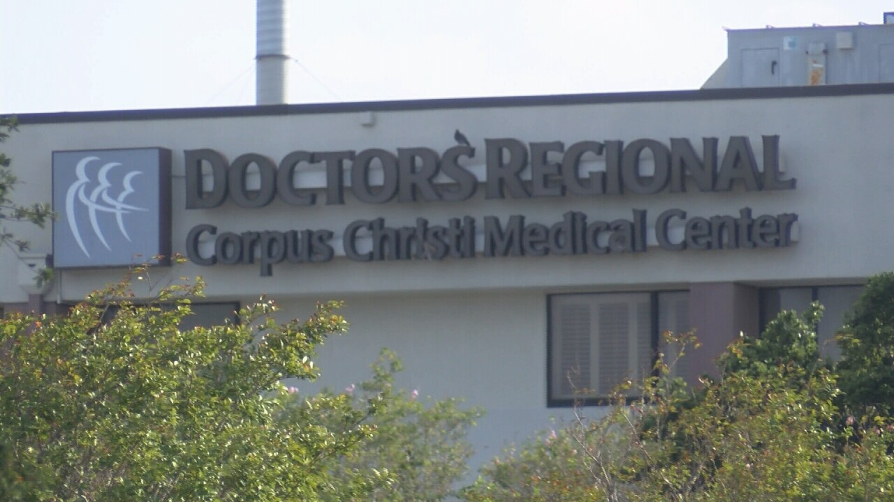 Inspection found practices that could harm patients at Doctors Regional hospital
