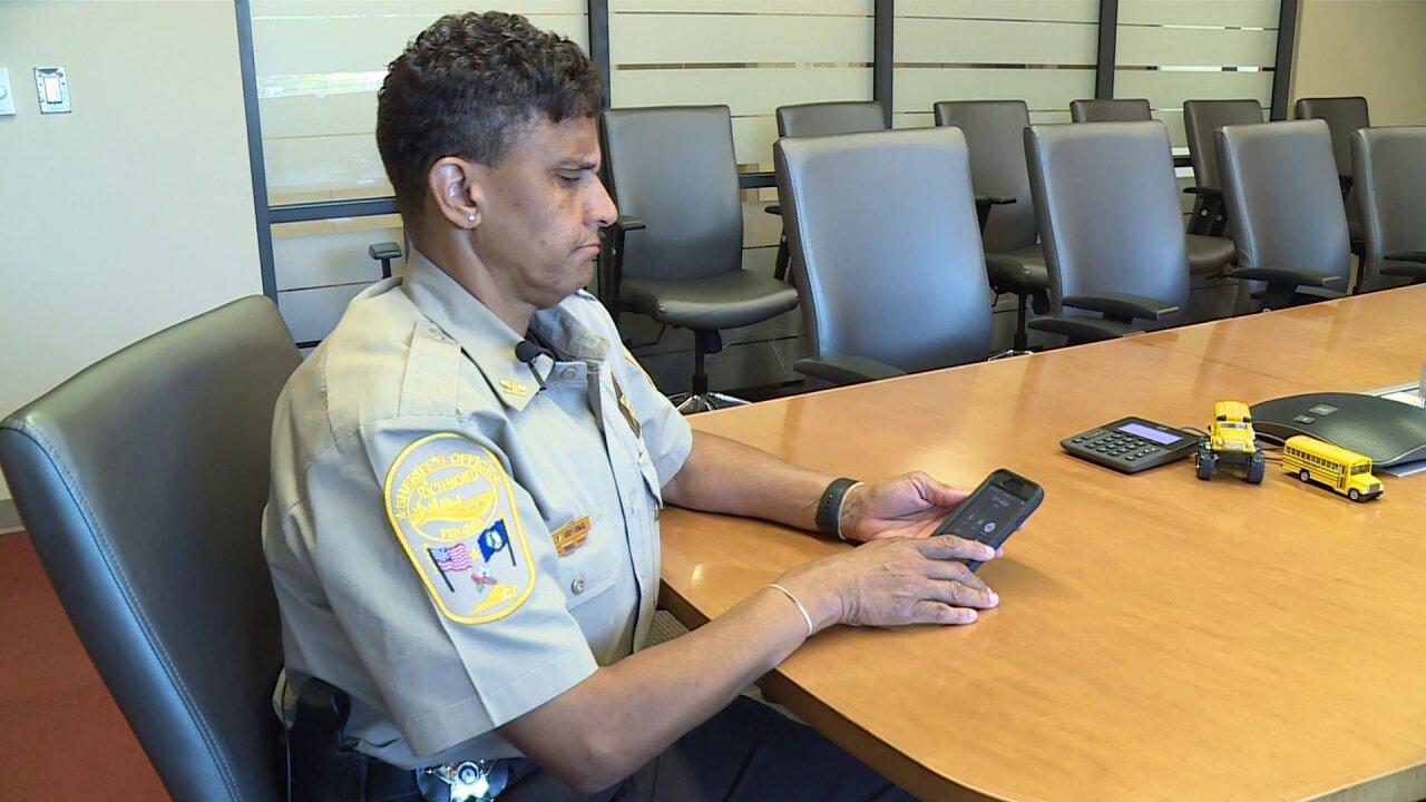 Richmond sheriff calls 'jury duty' scammer posing as her deputy: 'It soundsreal'