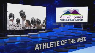 KOAA Athletes of the Week: Pueblo South's Jackson Dickerson & Logan Petit