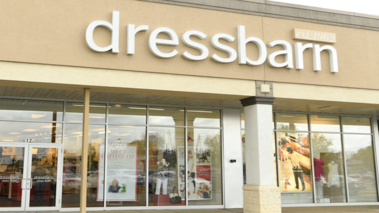Dressbarn Is Closing All Of Its Stores