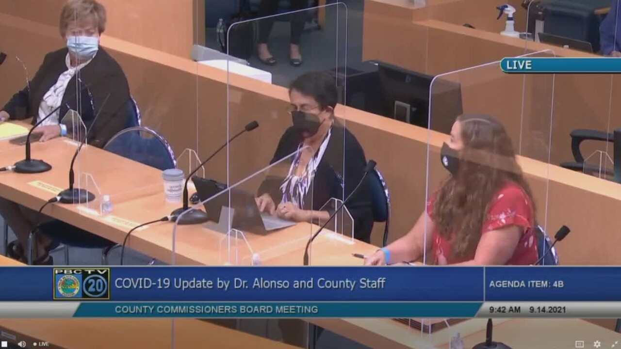 Palm Beach County health director Dr. Alina Alonso gives a COVID-19 update on Sept. 14, 2021.jpg