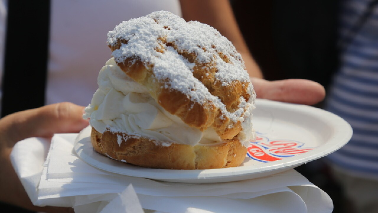 PHOTOS: Fantastic foods of the Wisconsin State Fair