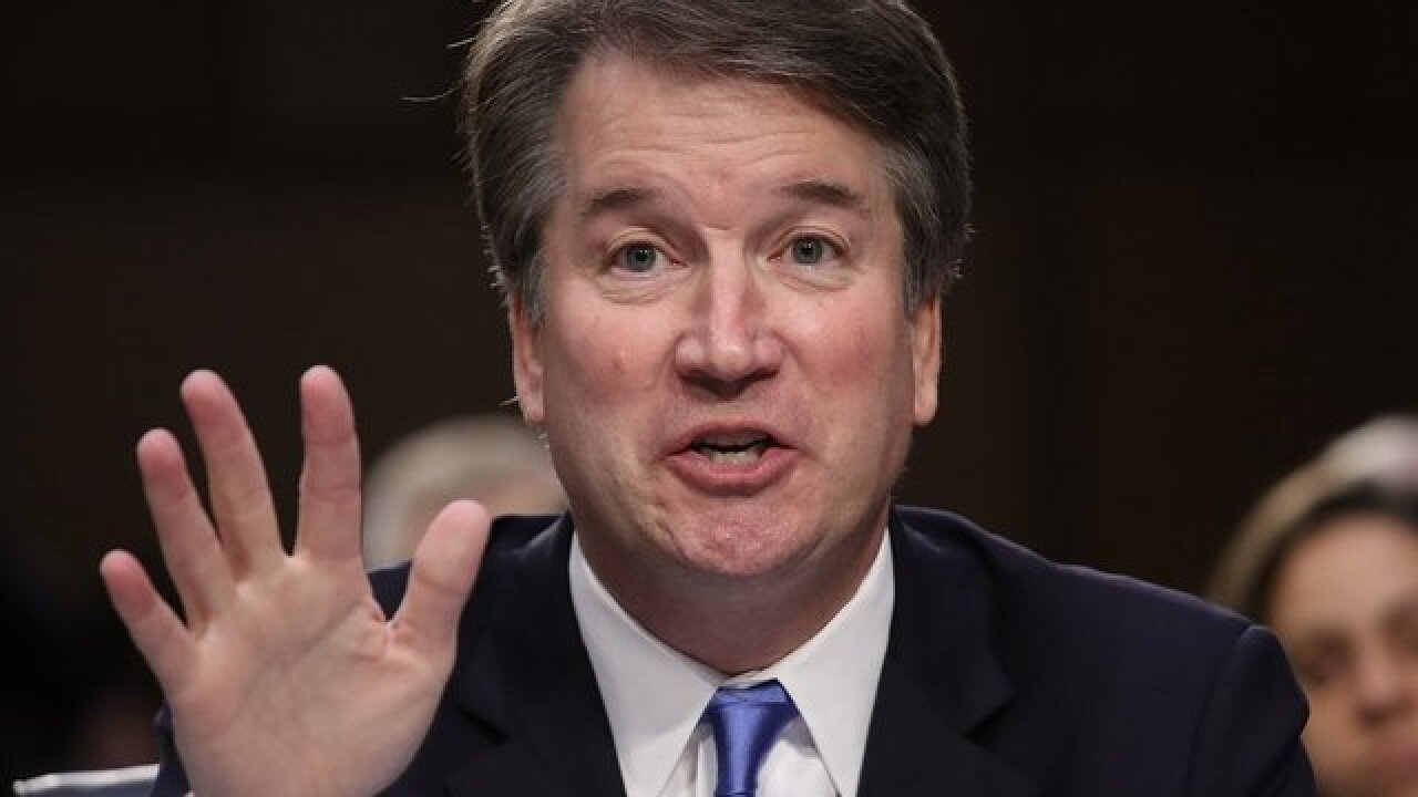 Report: Senate Democrats investigating a second sexual assault allegation against Brett Kavanaugh