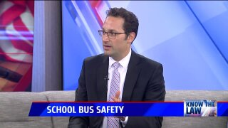 Know the Law – School Bus Safety