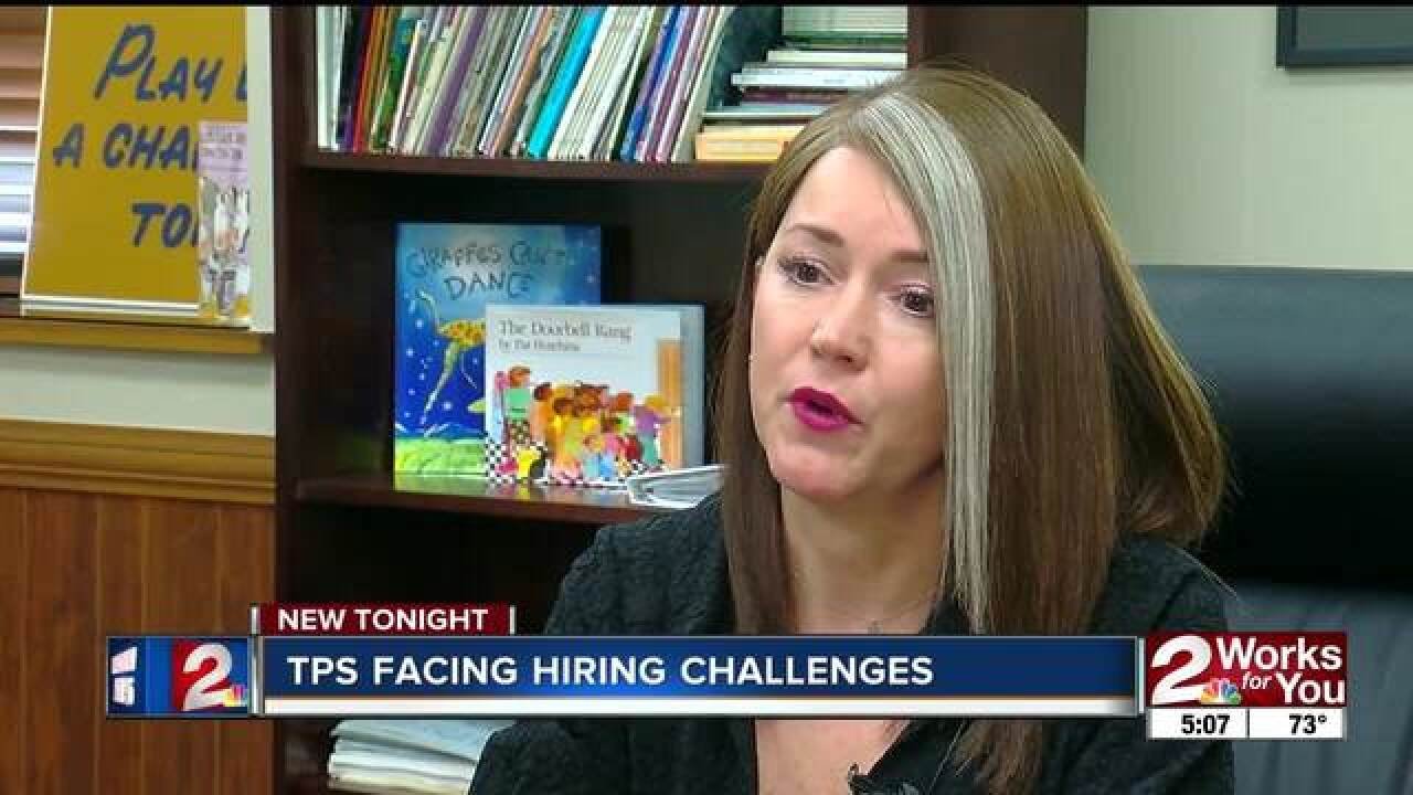 TPS scrambling to sign teachers before year ends