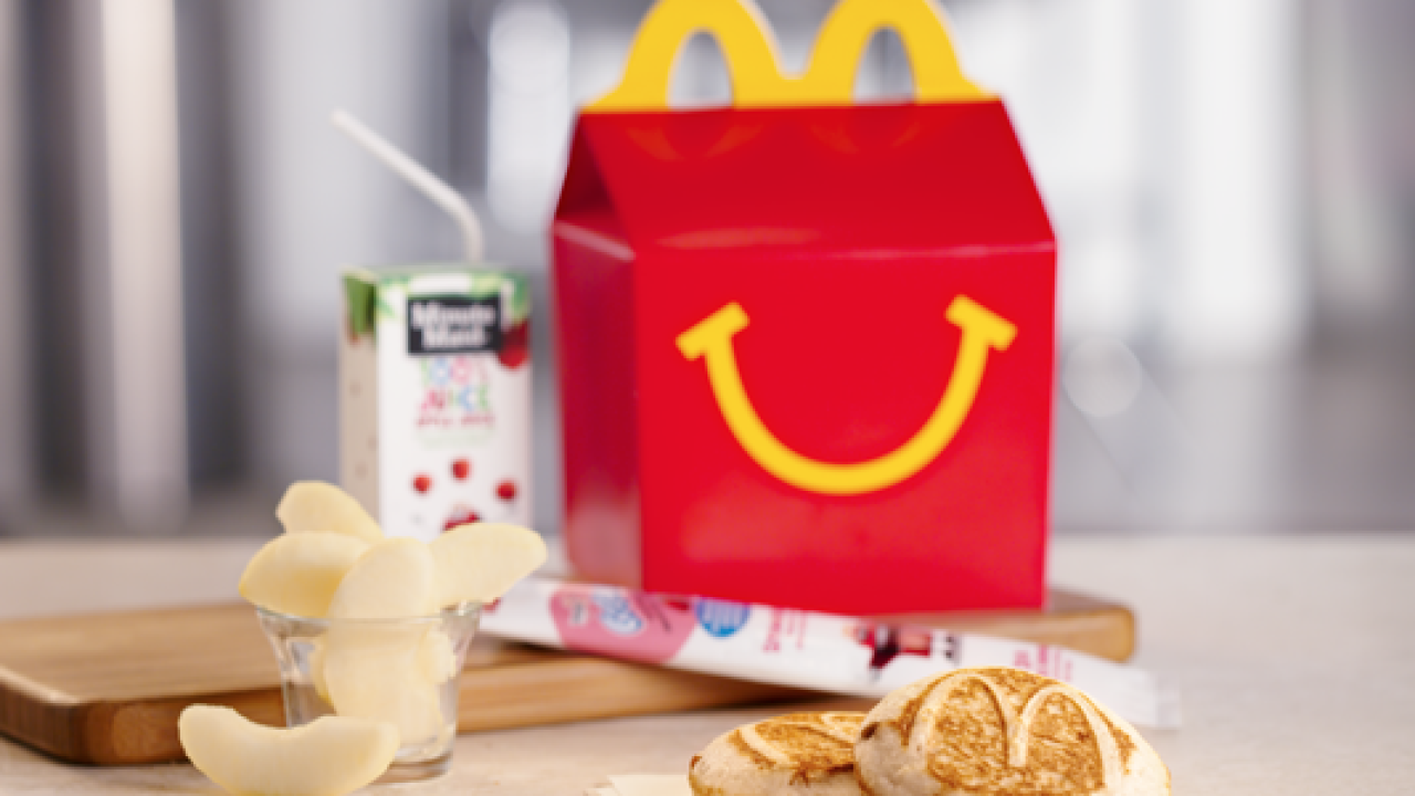 McDonald's to test all-day breakfast happy meal