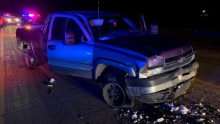 Carjacking suspect arrested after pursuit north of Longmont_Feb 19 2021