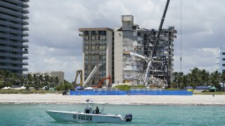 Surfside pushes back on report on delayed building repairs