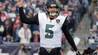 Blake Bortles Jaguars