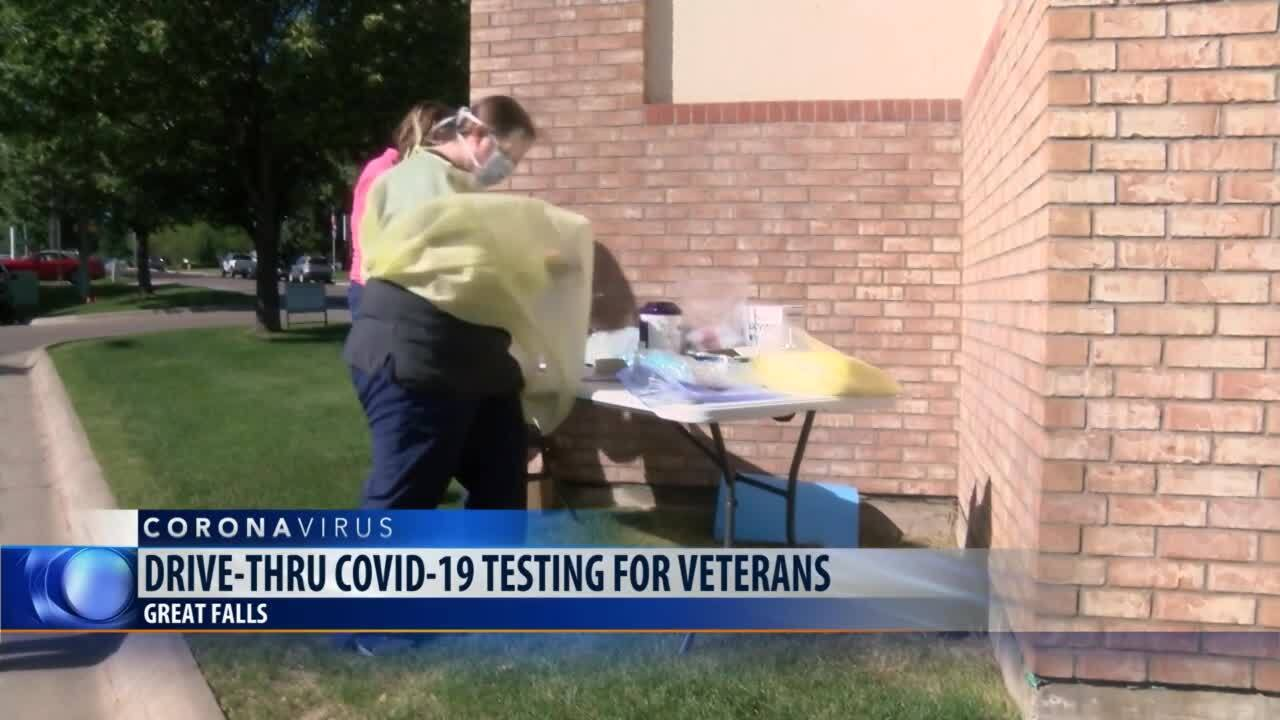 Free COVID-19 testing offered for military veterans