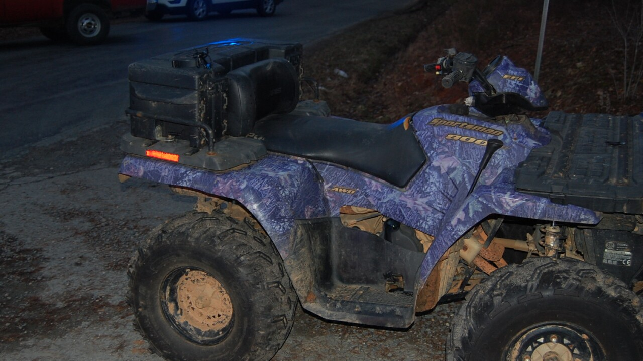 Man killed after ATV overturns in LouisaCounty
