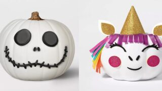 Your Kids Will Love These $10 No-carve Pumpkin Decorating Kits