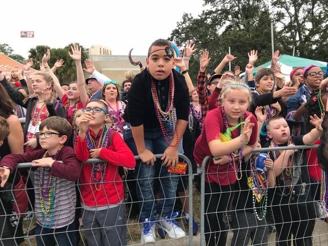 PHOTOS: 2018 Children's Gasparilla Parade