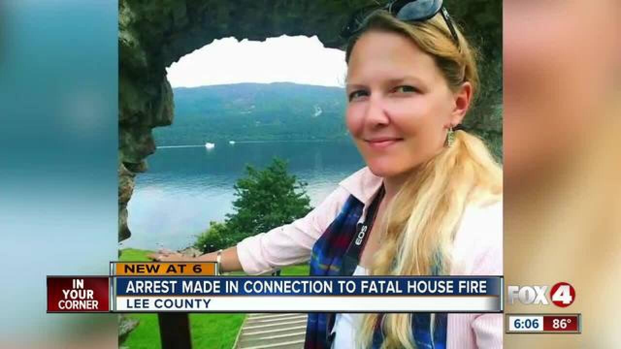 Arrest made in connection to fatal 2017 fire