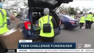 Teen Challenge Fundraiser
