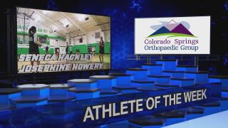 KOAA Athlete of the Week: Seneca Hackley & Josephine Howery, St. Mary's Girls Basketball