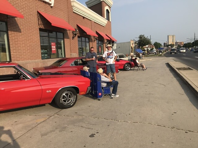 Photo gallery: 2018 Woodward Dream Cruise gallery 2