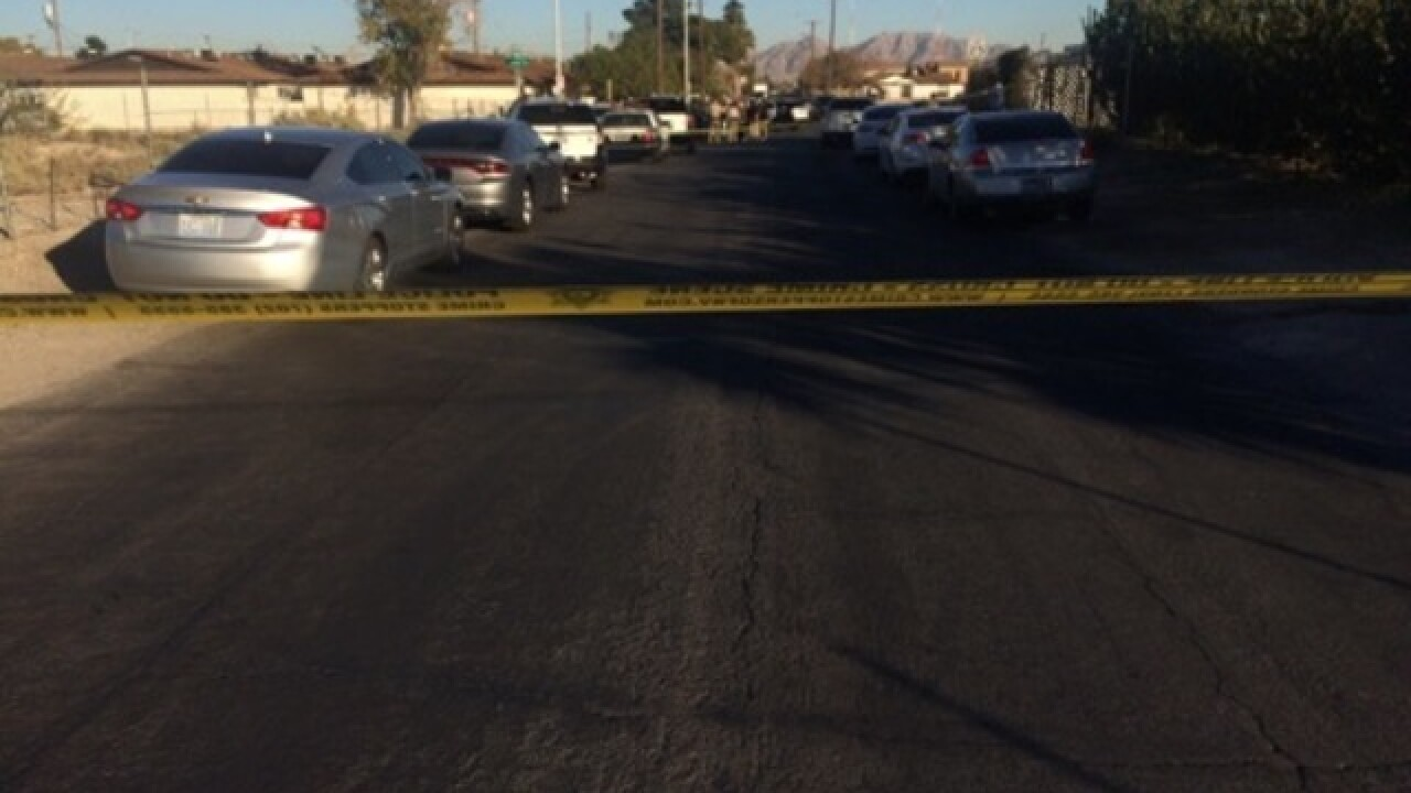 Person found shot, killed near Rancho Blvd.