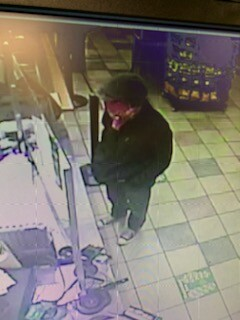 Police search for robbery suspect in Chesterfield