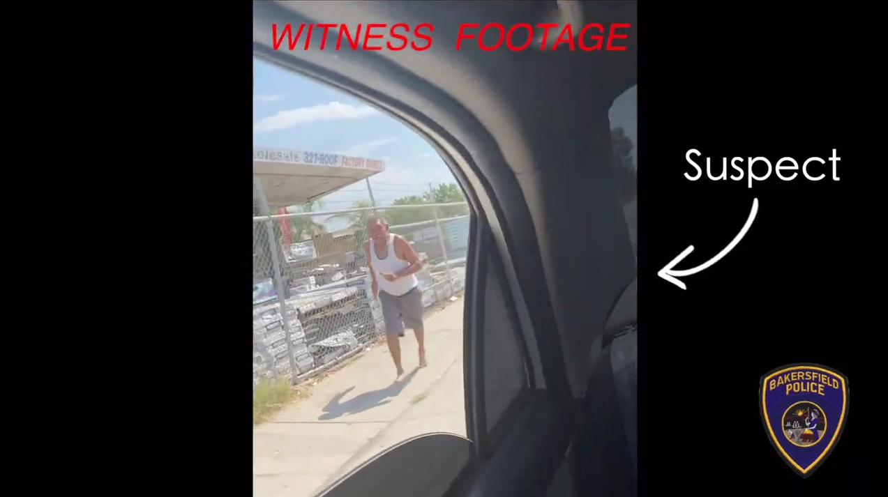 Everardo Gonzalez Santana Shooting Body Cam