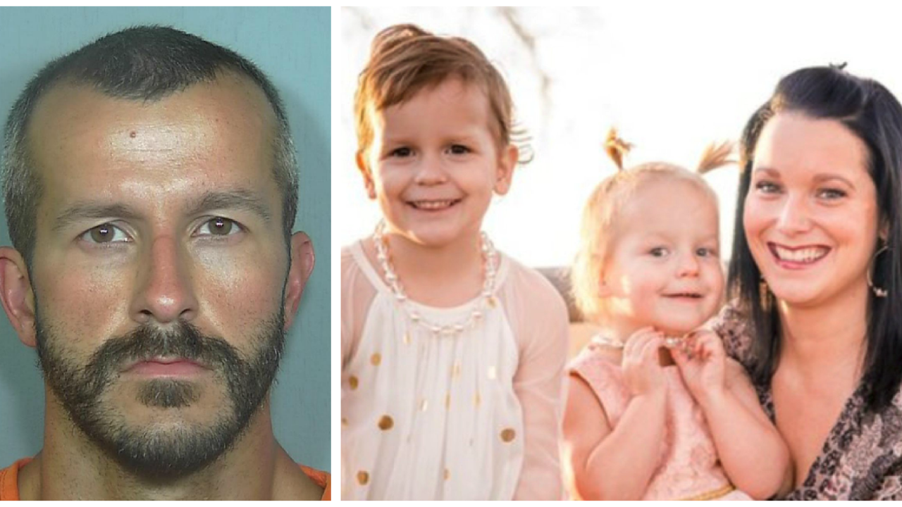 Chris Watts' daughter walked in just after her mother was killed, attorney says