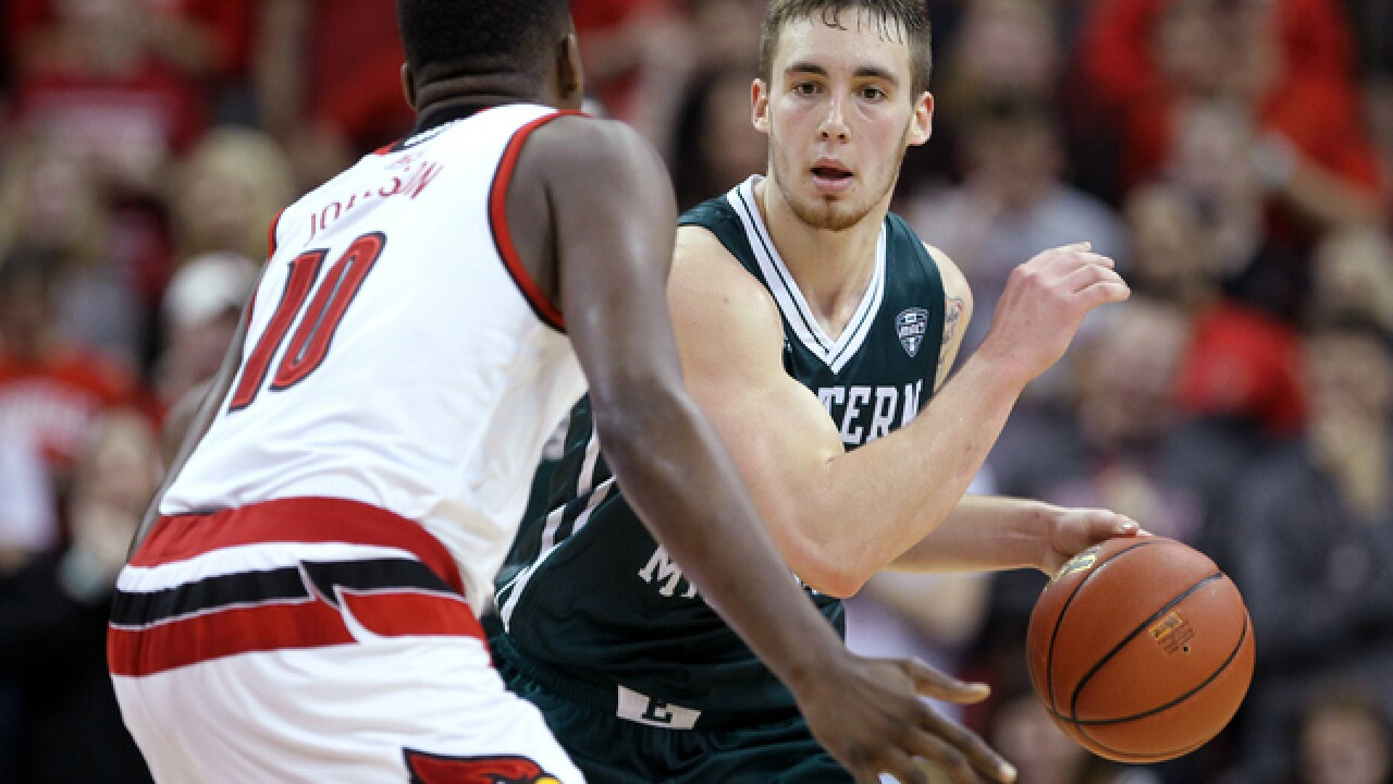 Nazione's career high helps EMU upend UDM