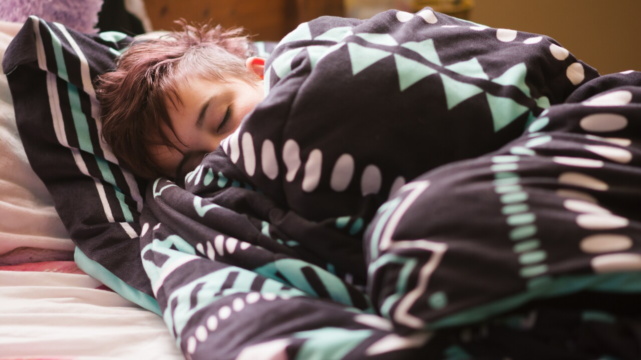 Adjusting bedtimes for the start of school: Local sleep expert says start now