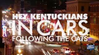 Hey Kentuckians in Cars Getting Coffee!