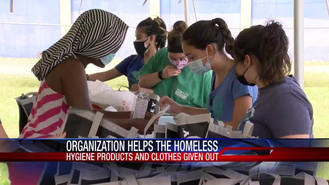 Tacos Not Bombs provides needed products for homeless