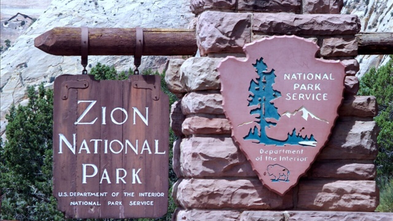 Governor Herbert opposes oil/gas lease auction near Zion National Park