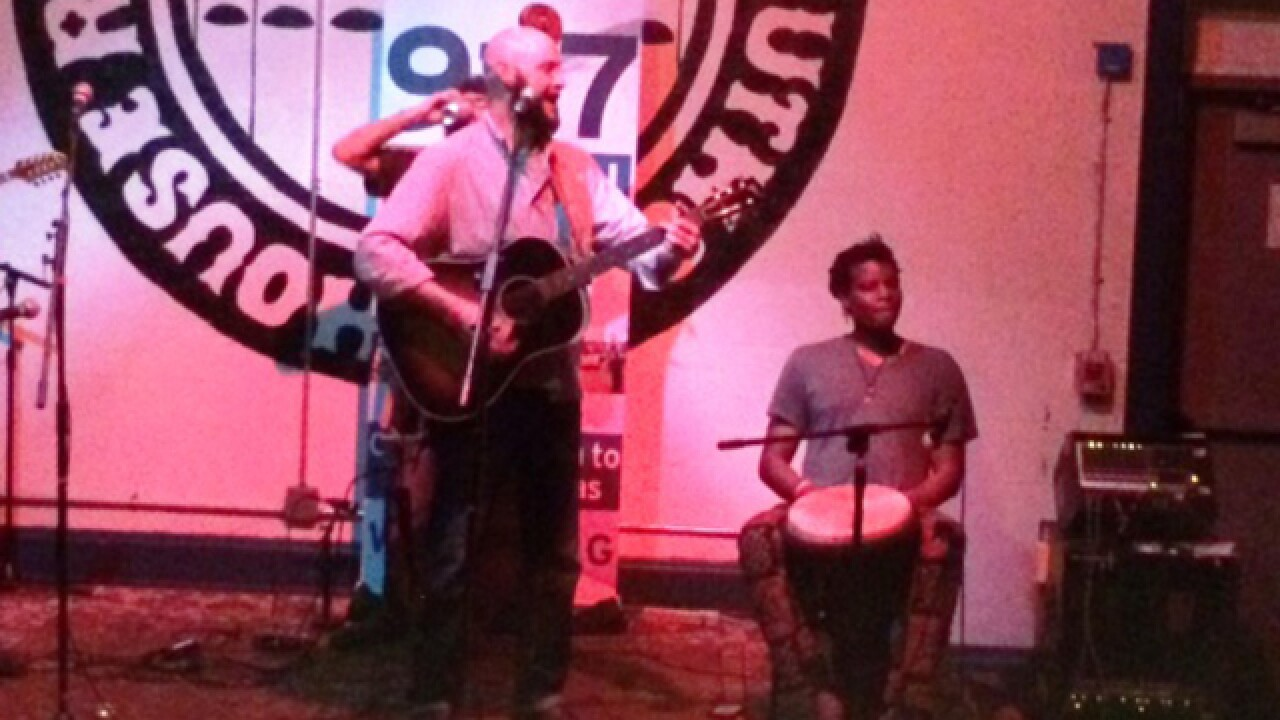 Nothing tiny about this local music showcase