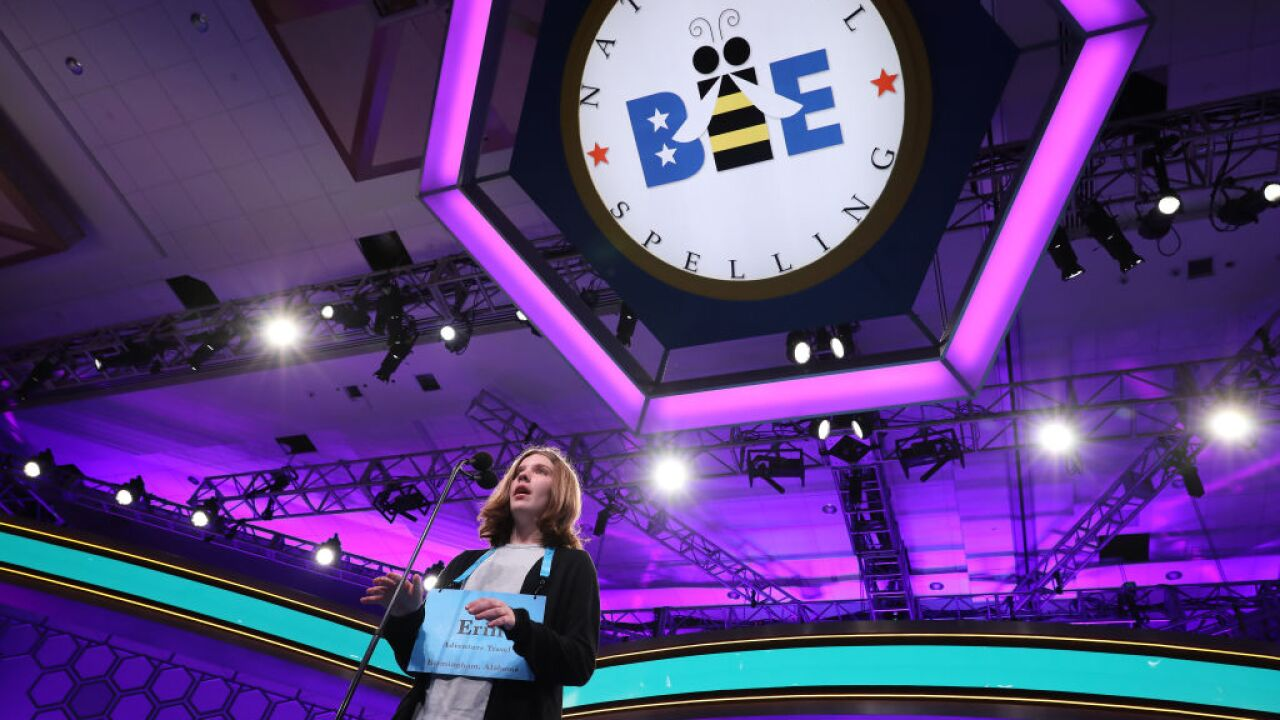 Scripps National Spelling Bee cancels 2020 national finals for first time since World War II