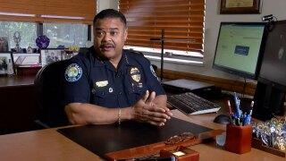 Delray Beach Police Chief Javaro Sims