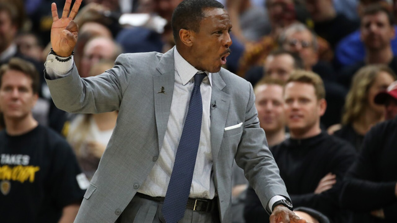 Detroit Pistons hire Dwane Casey as new head coach