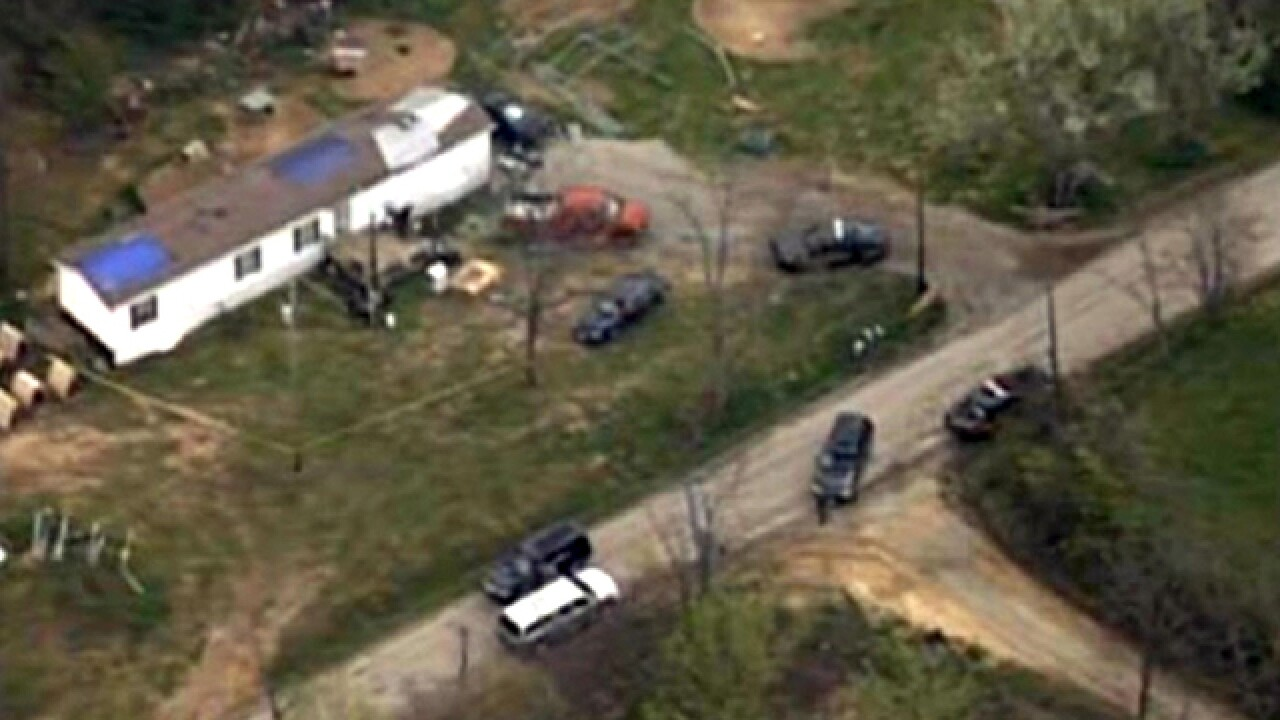 Did a drug cartel execute Pike County family?