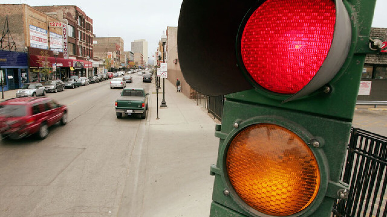 Canadian police are warning motorists to be less polite