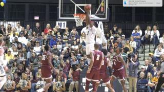 Montana State Bobcats basketball team falls to the University of Montana
