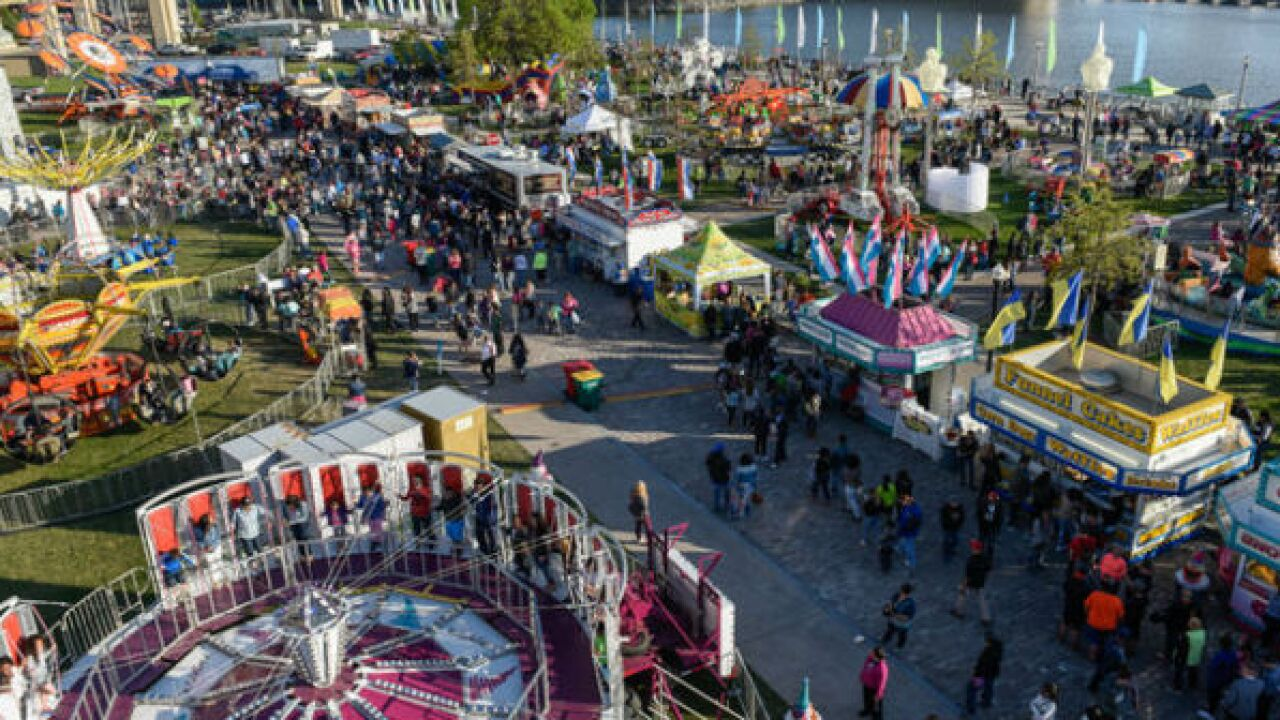 Annual Boarwalk Carnival Returns to Canalside