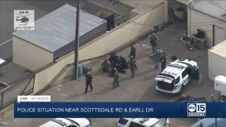 police situation reported scottsdale road and earll drive.PNG