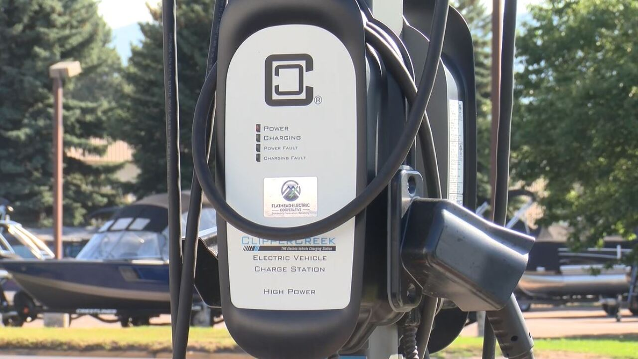 Flathead Electric has Montana's only electric car loaning program
