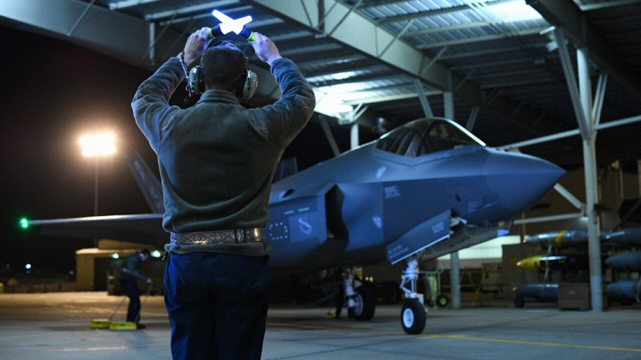 Night flying operations to increase noise around Hill Air Force base