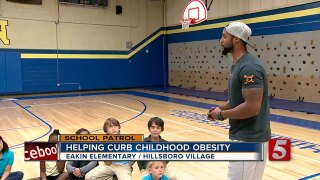School Patrol: Helping Curb Childhood Obesity