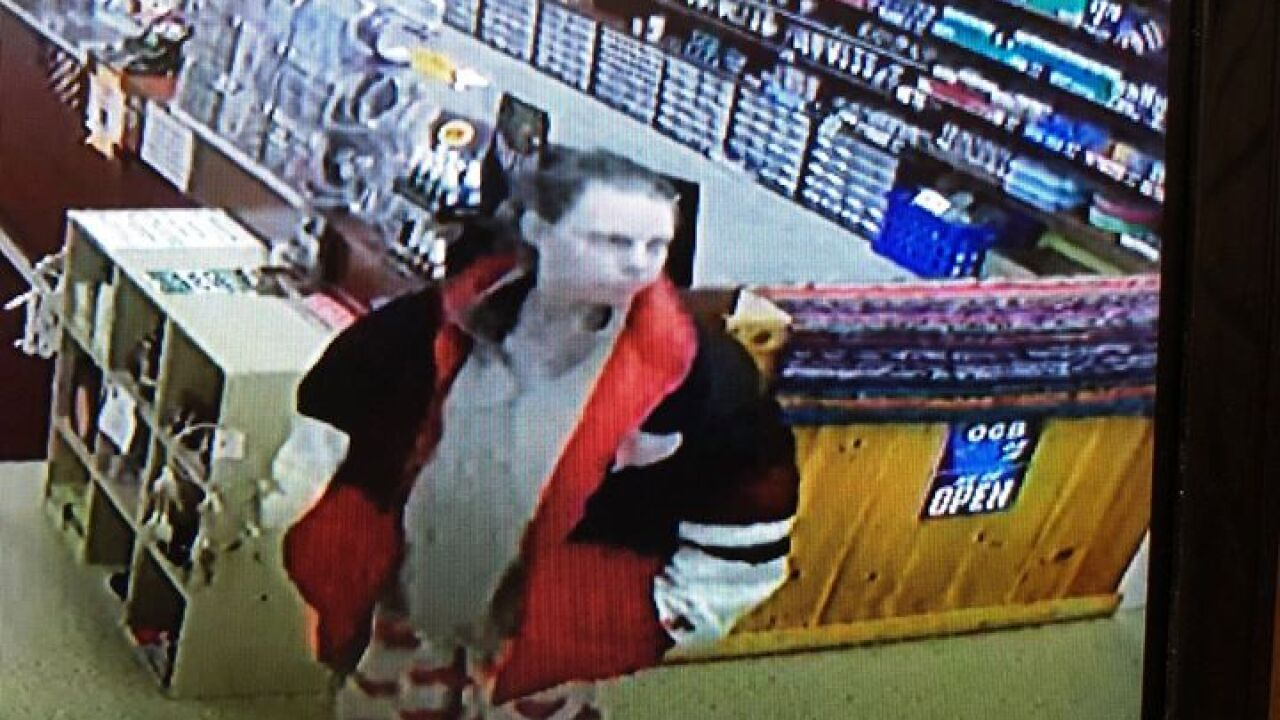 Suspect Sought in Retail Fraud 5 - Courtesy City of Marshall Police Department Facebook Page.jpg