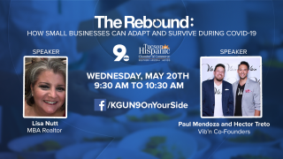 THE REBOUND: How small businesses can adapt and survive during COVID-19