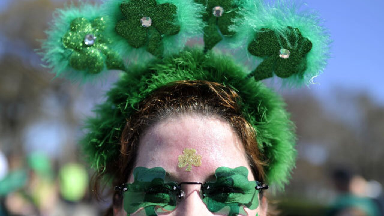 Some ideas for celebrating St. Patrick's Day while maintaining social distance