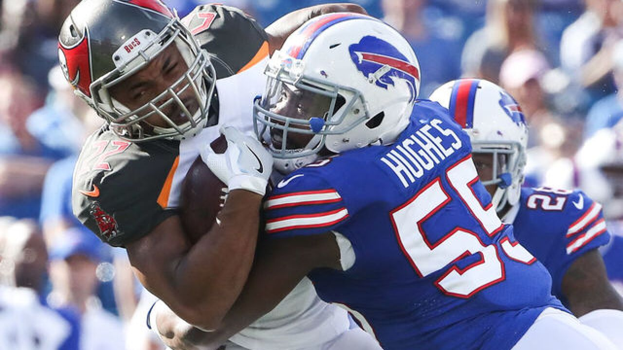 Buffalo Bills Top 20 Talents in 2018: No. 5 - DE Jerry Hughes