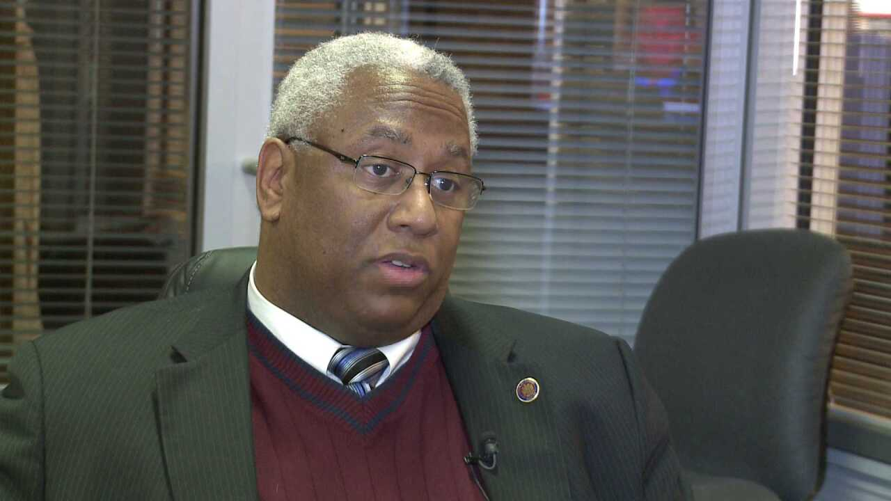 Donald McEachin discusses what he plans to do inCongress
