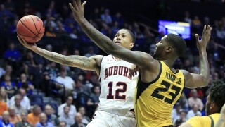SEC Basketball Tournament - Second Round / missouri